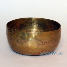 Тибетская  поющая чаша ручной ковки РКС-2