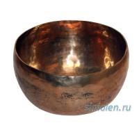 Тибетская  поющая чаша ручной ковки РКС-3