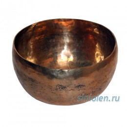 Тибетская  поющая чаша ручной ковки РКС-1