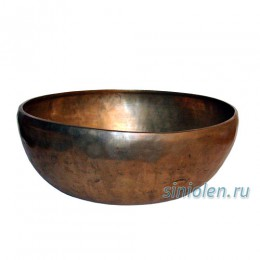 Тибетская  поющая чаша ручной ковки РКС-5