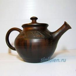 Чайник лощеный №3