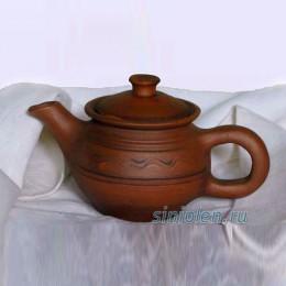 Чайник лощеный №1